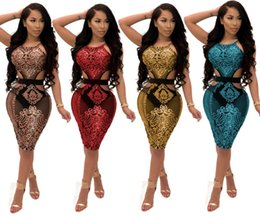 gold glitter shorts Coupons - sequins evening mini dress glitter skirts spaghetti strap sexy night club bandage short dresses desinger ladies party bandage dresses lady