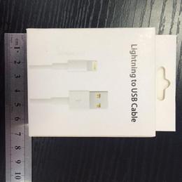 boîte de détail en gros !! paquet pour iphone adaptateur usb câble de données boîte de vente au détail pour iphone 7 8 câble avec prix usine ? partir de fabricateur