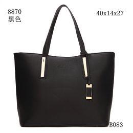 Wholesale Michael Handbags - MICHAEL KADAR famous brand Designer fashion women luxury bags lady PU leather handbags brand bags purse shoulder tote Bag female 8870