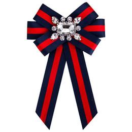 grossistes cravates pour hommes bowties Promotion 2018 Nouvelle Bohême Exagération Marques Tissu Fleur Strass Nœud papillon pour BOHO Fille Femmes Mode Vêtements Accessoires