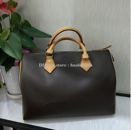 Wholesale discount fashion handbag - Promotion sale discount High quality brand designer genuine leather bags women handbag tote lady fashion luxury famous