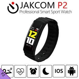 интеллектуальные спортивные часы gps tracker Скидка Профессиональные умные спортивные часы JAKCOM P2 Горячие продажи в трекерах Smart Activity as localizador gps cinta cardiaca nut 3