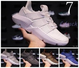 red high shoes Coupons - 2018 High quality Originals Prophere Climacool EQT 4s Four generations Clunky Shoe sports Running Shoes black Casual shoes sneakers