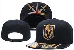 2019 хоккей на продажу В Продаже Cap Vegas Golden Knights Хоккей Snapback Шляпы Mix Матч Заказать Все Шапки Высокое Качество Шляпа дешево хоккей на продажу