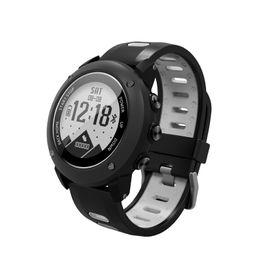 Argentina 100 metros impermeable IP68 Bluetooth SmartWatch UW 90 Monitor de ritmo cardíaco GPS deportivo Reloj inteligente para Samsung gear S3 KW88 dm368 supplier gear heart rate Suministro
