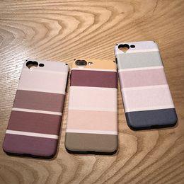2019 caja del teléfono de seda YunRT Purple Stars Gradient Phone Case para Iphone 7 7plus 6 6s 8 plus Patrón de seda Sky Soft Tpu Case Contraportada para iphone x rebajas caja del teléfono de seda