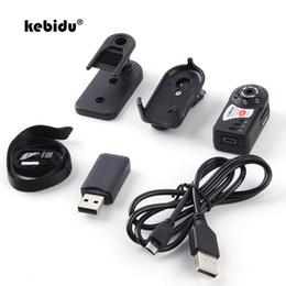 hochwertige ip-kamera Rabatt Kebidu Hohe Qualität Q7 B Version Kamera Für P2P HD Mini Wifi DVR IP Kamera Camcorder Video Recorder Nachtsicht DV Unterstützung TF