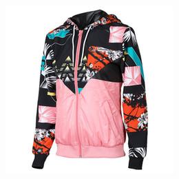 Wholesale Multi Zipper Hoodies - Brand Designer Men Hoodies Spring And Autumn Windrunner Jacket Men Casual Fashion Thin Windbreaker Zipper Coats Free Shipping