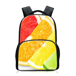 Wholesale packaging for sweets - Sweet Patterns on Backpacks Casual Multi-function Laptop Package Very Good School Bag for Teens Pretty Book Bags Worth Women's Drop Shipping