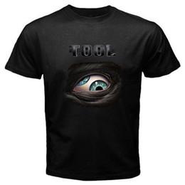 Canada Nouveau T-shirt Rock Band avec logo Lateralus Eye Offre