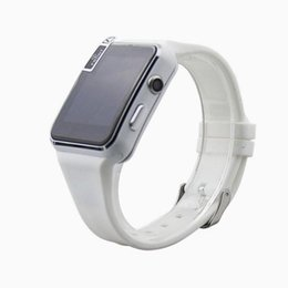 Wholesale phone facebook - Bluetooth Smart Watch X6 Sport Passometer Smartwatch with Camera Support SIM Card Whatsapp Facebook for Android Phone