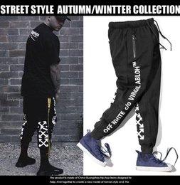 Wholesale Winter Harem - Winter WARM PANTS Skateboards Sport Pants Hip Hop High Quality Fashion Men's Pants