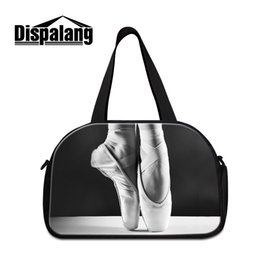 Wholesale Zipper Shoes For Men - Ballet Lightweight Travel Bag for Women Personalized Duffle Bag Large Shoulder Gym Bag with Shoe Pocket for Teen Girls Travel Carry on Bags