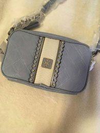 Wholesale Multi Hasp - Free shipping hot sale fashion women PU Diamond lattice hasp rivet flower pendent shoulder bag chains shopping handbag