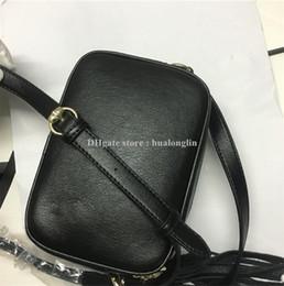 Descuento en venta El mejor precio de cuero de las mujeres Messenger Bag Cross body nuevo diseñador de moda envío gratis promoción con caja desde fabricantes