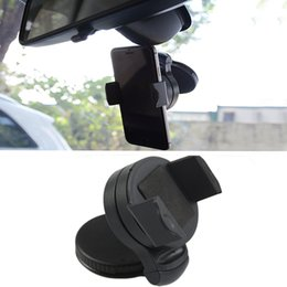 Wholesale Car Phone Holder Galaxy S4 - Universal mobile phone holder car windshield vacuum mount holder stand for phone smartIphone 6 6s 7 8 galaxy s4 s5 s6 Note3 4 5