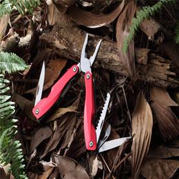Wholesale 15 Screwdriver - Outdoor Multi-Function Tool 15-IN-1 Pliers Knife Saw Scale Ruler Screwdriver Bottle Opener Field Survival Multipurpose Tool