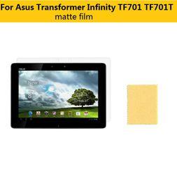 pantallas antideslumbrantes para tabletas. Rebajas Matte Anti-Glare protector de pantalla películas protectoras para Asus Transformer Infinity TF701 TF701T 10.1