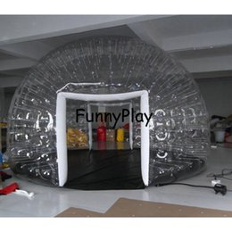 2019 дом чистый inflatable show room for event,inflatable tents for exhibition, air tight inflatable house tents,clear camping bubble tent дешево дом чистый