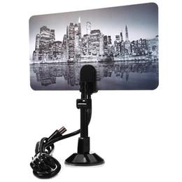 Antenna STB TV digitale HD DVB-T W35B adatta per l'uso in TV CMMB montata su veicolo, inclusa la navigazione TV mobile montata su veicolo da
