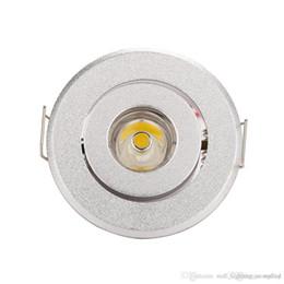 negozio di articoli per la casa vendita calda mini Led spot light Downlights luci per armadietto 1W 3W Dimensioni foro 40-45mm 110-270LM AC85-277V down light supplier home store decor da arredamento negozio di casa fornitori