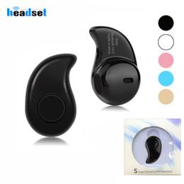 Sport Running S530 Mini Stealth Sans Fil Bluetooth 4.0 Écouteurs Stéréo Casque musique casque pour iphoneX iphone 8 Pour Samsung NOTE8 ? partir de fabricateur