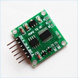 Convertisseur de tension PWM en CC Convertisseur de conversion PWM en 0-5V 0-10V Carte de circuit imprimé Convertisseur de conversion PWM en analogique linéaire de petite taille ? partir de fabricateur