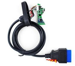 Tcs cdp pro online-para Oro viejo OKI Auto CDP + OBD2 OBDII Cable CDP Plus OBD Cable para VD TCS CDP PRO PLUS solamente