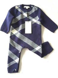 2019 diseño suéter de los niños Diseño de marca de invierno Venta caliente bebé niño suéter de lana jersey de punto cardigan para niñas bebés niños ropa niños mamelucos infantiles rebajas diseño suéter de los niños
