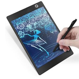 Wholesale Electromagnetic Stylus - 9.7inch Colorful LCD Writing Drawing Board Tablet Pad Notepad Electronic Graphics Digital Handwriting With Stylus Pen