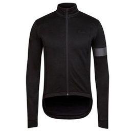 bicicleta rapha Rebajas Equipo de RAPHA Ciclismo mangas largas jersey hombres camisa de manga larga ropa de bicicleta en verano Use cómodo transpirable 840733