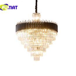 Hallen tische modern online-Leichte Luxus Kristall Kronleuchter Esszimmer Kronleuchter Tisch Club Bar Nordic moderne Luxus-LED-Lampen