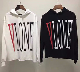 Wholesale Friends Hoodies - Hoodies Men Women 1a:1 High Quality Camouflage Friends VV Pullover Hoodie Fashion Casual Vlone Hoodies