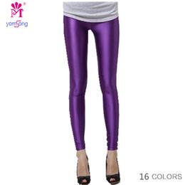 leggings meilleure couleur Promotion Yomsong Plus Size Candy Couleur Haute Mode Étiré Femmes Meilleure Vente Neon Leggings Femelle Slim Leggings 101