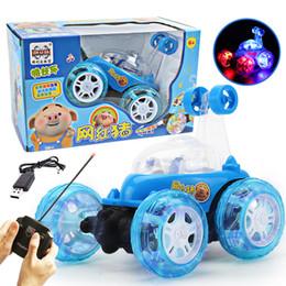 luci buggy Sconti Remote Control Line Telecomando per stunt vehicle 360 giradischi per ricarica musica con ricarica USB