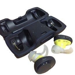 Wholesale Free Phone Sounds - SoundSport Free Wireless Headphones Bluetooth Sound Sport Sweatproof Live Waterproof In Ear Heaphone Running Earphones with Retail Box