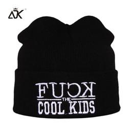 ADK Cool Kids Hat Men Women Unisex Brand Fashion High Quality Casual 2018 New  Beanies Winter Outdoor  CAP198 e899fc478202
