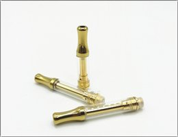 Чистые серебряные ручки онлайн-Толстый масляный пар 510 пар ручка толстые масляные тележки чистая керамическая ручка катушки золото серебро 0.5 мл 1.0 мл толстые масляные тележки