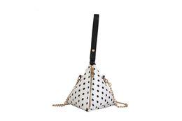 Wholesale Korean Style Hobo Handbags - 32584Women Fashion Women Brand New Design Handbag Black and White Stripe Tote Bag Female Shoulder Bags High Quality Messenger Bag Vintage