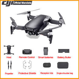 Wholesale Cameras Axis - New Style DJI MAVIC AIR Fly More Comb & DJI Goggles 32 MP Sphere Panoramas 3-Axis Gimbal & 4K Camera Foldable & Portable 3-Directional Envir