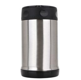 Almuerzo de acero inoxidable online-Alimentador de 500 ml Alimentador con aislamiento al vacío Termo Sopa 17 oz vaso Doble pared de acero inoxidable Almuerzo Fiambrera Térmica