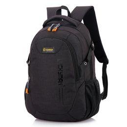 Canada toile sac de voyage sacs à dos mode hommes et femmes sac design étudiant sacs pour ordinateur portable sac à dos de grande capacité 2018Nouveau Offre