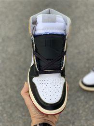 Nuevo 1 I Union High OG NRG hombre zapatos de baloncesto deportes mujer 1S gs zapatillas de deporte de moda entrenadores tamaño 36-47 desde fabricantes