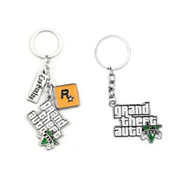 keys auto sales Coupons - PS4 GTA 5 Game Keychain Hot Sale ! Grand Theft Auto 5 Key Chain For Fans Xbox PC Key Ring Holder 4.5cm Jewelry Llaveros