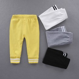 Wholesale Baby Knit Knitting Pants Leggings - Baby Pants Cartoon Pants Spring Cotton Boys Girls Infant Newborn Trousers Boy Girl Leggings Knitted Clothing KS-105