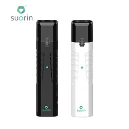 Wholesale E Cig Refillable - Original Suorin IShare Single Starter Kit 130mAh Refillable Cartridge with Cotton Wick USB Charger Base E-cig Starter Kit
