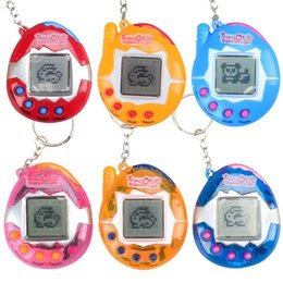 Wholesale Toy Electronic Pets - Tamagotchi Digital Pet Electronic Virtual Game Machine Tamagochi Toy Game Handheld Mini Funny Virtual Pet Machine Toys