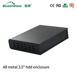 Wholesale Usb Hard Drive Caddy - 1TB 2TB 3TB 4TB External Hard Drive 2tb SATA USB 3.0 HDD Enclosure HDD Box 3.5 caddy with High Speed Storage External Hard Disk