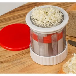 Wholesale Cooking Cutter - Cooks Clever Cutter Innovations Butter Mill Spreadable Butter Riight Out Of The Fridge Gadgets Cheese Grater Butter Mill M -2