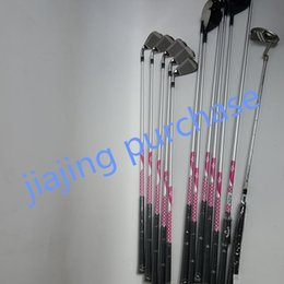 Argentina Golf Club 6PCS Woods + Golf Club Conjunto de mujeres 7 8 9 P S. (5pcs) + Puwith Graphite L flex sin bolsa Envío gratis cheap woods p Suministro